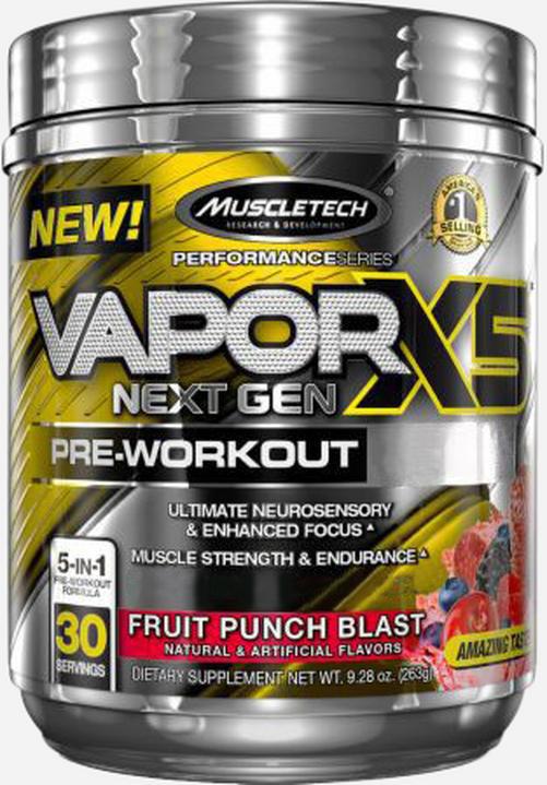 naNO Vapor Hardcore Pro Series (Muscletech)