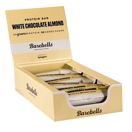 protein bars barbells