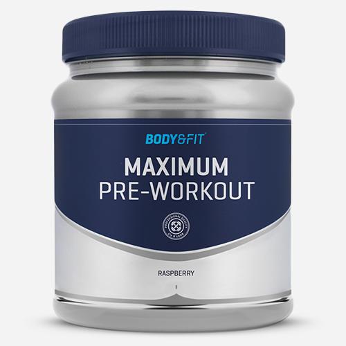 Maximum Pre-Workout