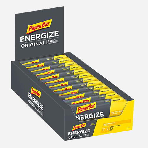 Energize Bars Powerbar