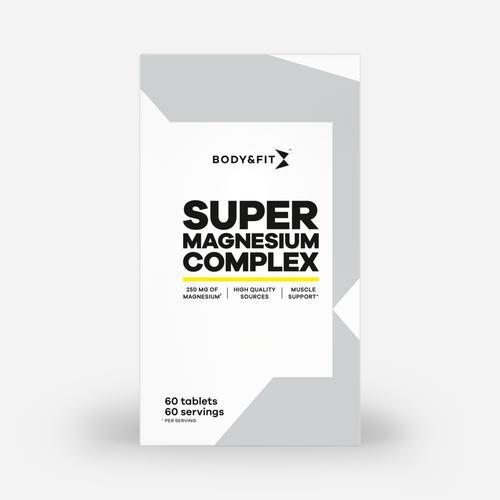 Super Magnesium Complex