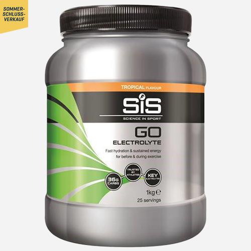 SiS Energydrink GO Electrolyte