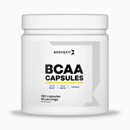 BCAA Cápsulas