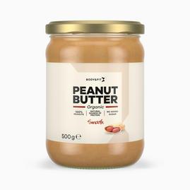 Manteiga de amendoim biológico