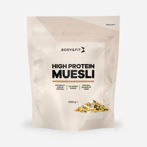 High Protein Muesli (reduced carb)