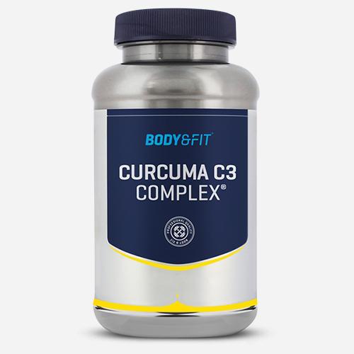 Curcuma C3-komplex - Body & Fit - 90 Tabletter