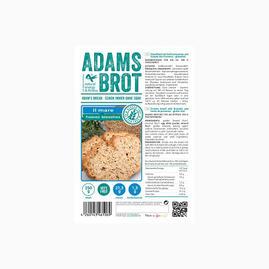 Pão Adam de Alto Teor de Proteína, Sem Glúten