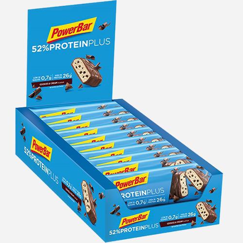 Barre protéinée ProteinPlus Bar 52%