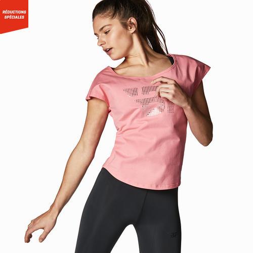 T-shirt Luna pour dames