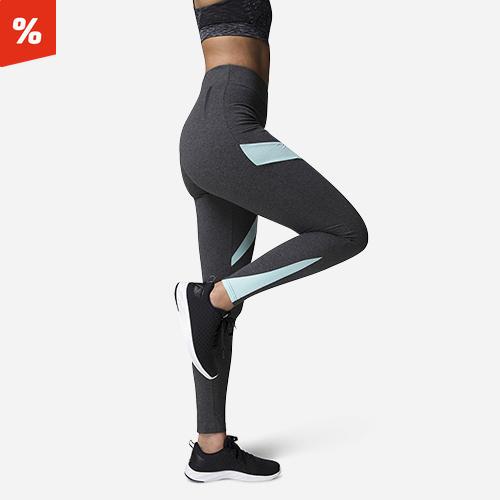 Mila Ladies Legging Anthracite
