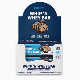 Barres Whip 'N Whey