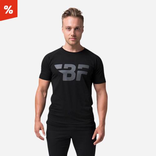 Ray Men's T-Shirt Black