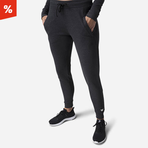 Lucy Ladies Sweat Pants Anthracite