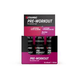 +Pro Pre-Workout Shot