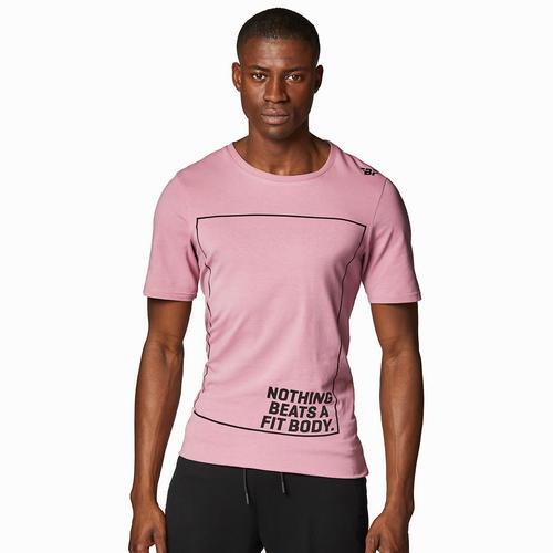 Ryan T-shirt Lilas