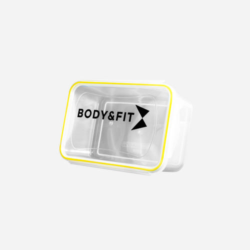 Food container (Set of 3) - Body & Fit tillbehör