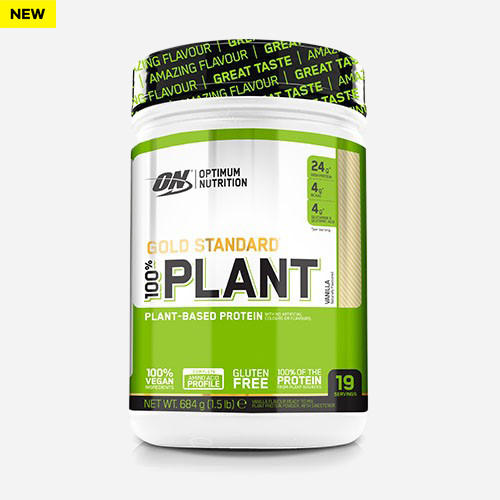 Gold Standard 100% Plant-based Protein