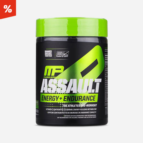 Assault Energy and Endurance