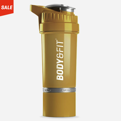 Body & Fit Cyclone Shaker - Gold