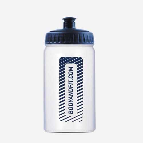 Body & Fit Bidon - Bleu 500 ml