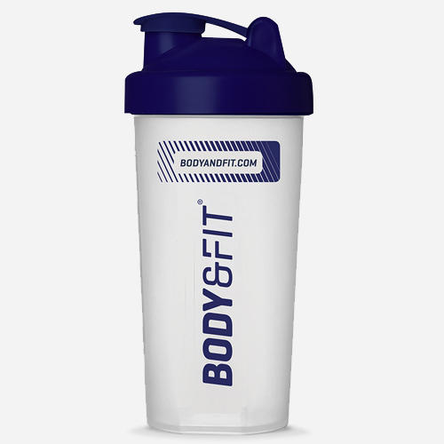 Body & Fit Shaker - Blau 700 ml