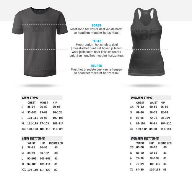 Men's Cycling Short Nutritional Information 1