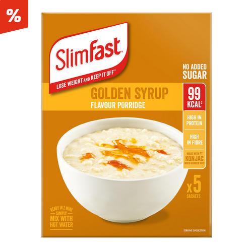 SlimFast Golden Syrup