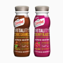 SlimFast Vitality Ready-to-Drink Shakes