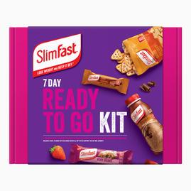 Slimfast 7-day starter pack