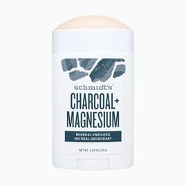 Schmidt's Natural Charcoal & Magnesium Deodorant Stick 75g