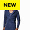 Men's Zipped Hoody Navy
