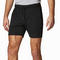 Short Mid Length Black