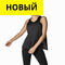 Women's Performance Tanktop Черный цвет