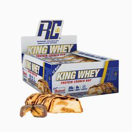 King Whey Protein Crunch Bar