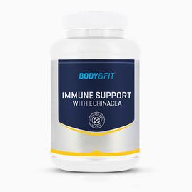 Immune Support with Echinacea