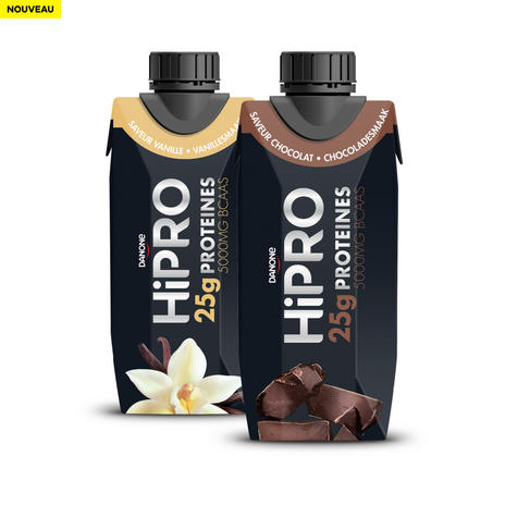HiPro Protein Drink | Danone | Brands | Body&Fit FR