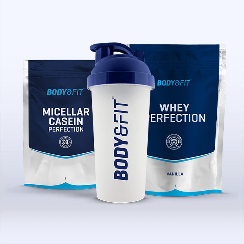 Sports nutrition - Body & Fit