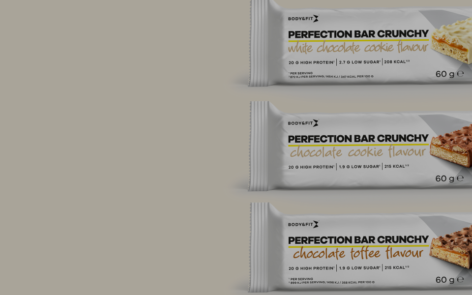 body and fit perfection bar crunchy