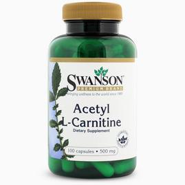 Acetyl L-Carnitine 500mg