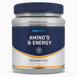 Poudre Amino's & Energy