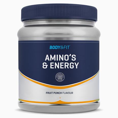 Amino's & Energy