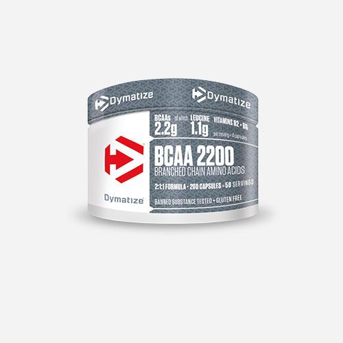 BCAA 2200 caps