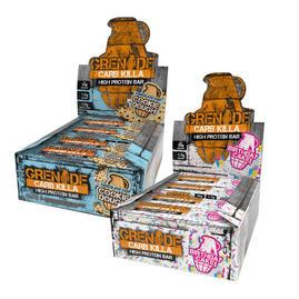 Carb Killa Bars (2x12 bars) Mix'n Match