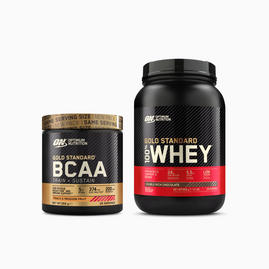 ON Gold Standard Whey 908g & Gold Standard BCAA