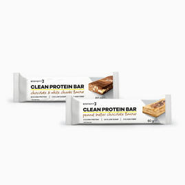 Clean Protein Bars (2x12) Mix'n Match