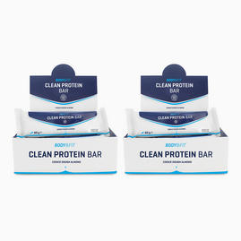 Clean Protein Bar (2x) Bundle