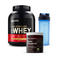НАБОР Gold Standard Whey 2.27kg + Raw Reserve + Shaker