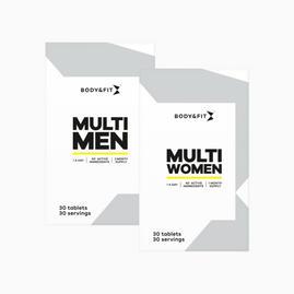Pack Promo Multi Homme & Femme