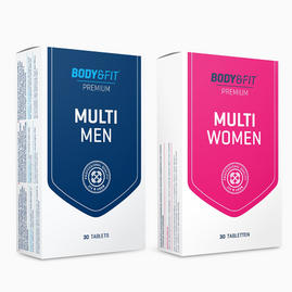 Multi Men + Women combipakket
