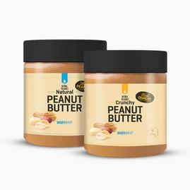 Pack Promo beurre de cacahuètes Natural & Crunchy